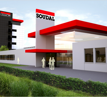 Soudal begins its 50th anniversary year with excellent figures
