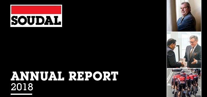 Soudal annual report 2018