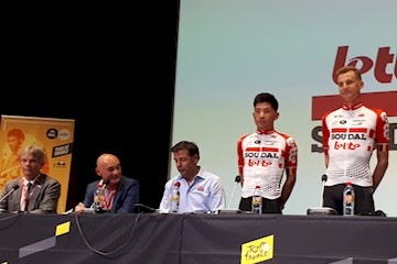 Lotto and Soudal extend until 2022!